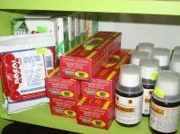 Sredstva za dezinfekciju, dezinsekciju i deratizaciju