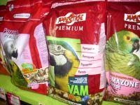 Hrana za ptice i glodare